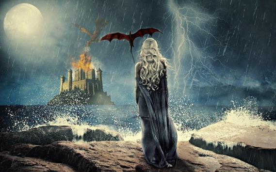 Khaleesi Stormborn